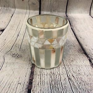 Yankee Candle Mosaic Candle Holder